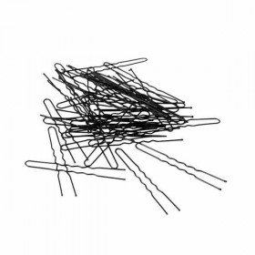 x 40 - épingles à chignon noires,épingles à chignon,épingles à chignon