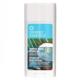 Desert Essence Stick déodorant Brise tropicale 70ml
