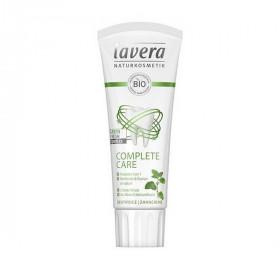 Lavera - Dentifrice BIO complete care à la menthe et avec fluorure 75ml