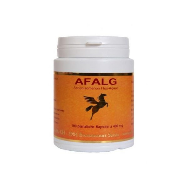 AFALG Klamath - DESINTOXIQUE l'organisme 190 gellules