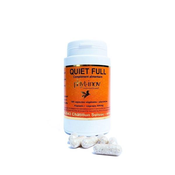 Quiet Full - Stress - Dépression - Angoisse 100 gélules