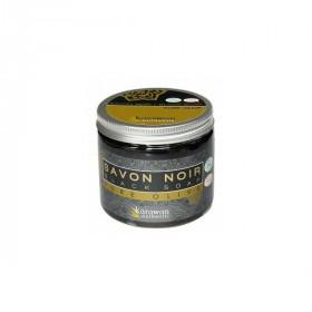 Karawan-authentic Savon noir Pure olive bio gommage corporel, exfoliation impuretés soin hammam morocain