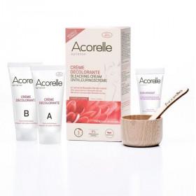 Acorelle - Crème décolorante Visage et corps sans ammoniaque