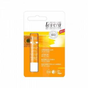 LAVERA Baume à lèvres FPS 10 - 4.5g protège contre l'exposition solaire