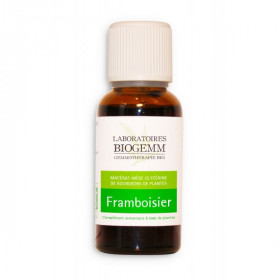 Biogemm - FRAMBOISIER, Macérât 30 ml
