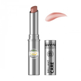 Rouge à lèvres BIO Light Hazel 08 - brillant care q10 - LAVERA