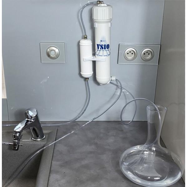 Fontaine Ysio Eco - Purificateur d'eau par osmose inverse