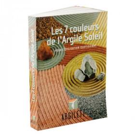 Livre Les 7 couleurs de l'Argile Soleil - Argiletz