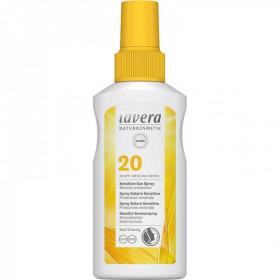 Lavera Spray solaire IP 15 bio pour toute la famille SUN 125ml