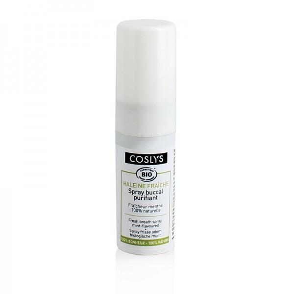 Spray buccal haleine fraîche BIO 15 ml - Coslys