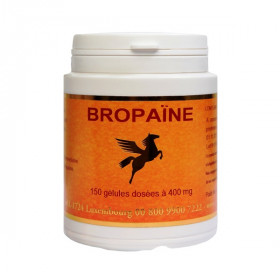 Bropaïne du Dr Willem - Laboratoire Phyt inov 150 gélules