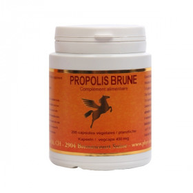 Phyt-Inov - Propolis brune 100% pure 200 gélules