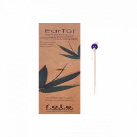 Oriculi - Cure-Oreilles écologique en bambou - F.E.T.E