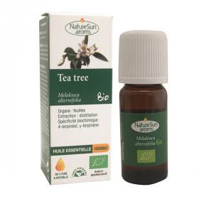 Huile Essentielle Tea tree BIO - NatureSun Aroms