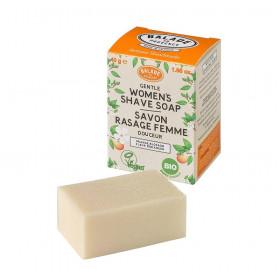 Savon de rasage pour femme Fleur d'oranger BIO 40g - Balade en Provence