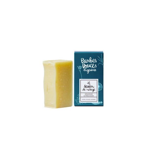 Savon de rasage DOUCEUR & PRÉCISION 100g - Douces Angevines