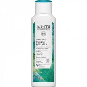 Lavera - Shampoing volume & vitalité bio - 250 ml