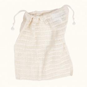 Pochette de lavage en coton bio - Anaé