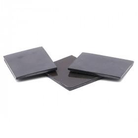 Plaquette Shungite pour protection ondes Téléphone 40x 30 mm