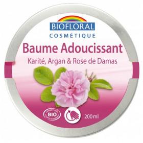 Beurre de Karité bio à la Rose de Damas et Cire d'Abeille 200ml