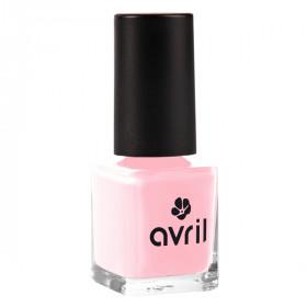 Vernis à ongles rose ballerine N°629 7 ML - AVRIL
