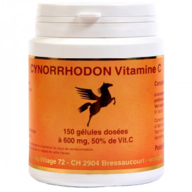Cynorrhodon Vitamine C 150 gellules - Phyt Inov