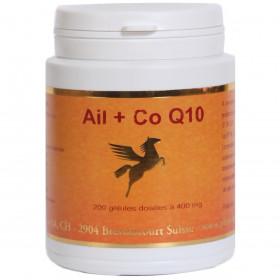 AIL + Co Q10 + aubépine + olivier - Phyt Inov