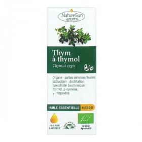 Huile essentielle de thym à thymol bio - Ladrôme
