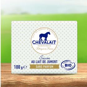 Chevalait - Savon au lait de jument bio - 100 gr