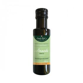 100% huile vierge d'Amande douce biologique