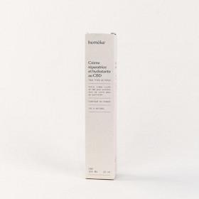 Crème réparatrice et hydratante riche en CBD - Saveurs CBD