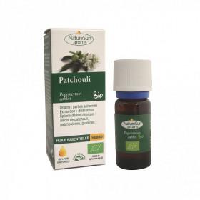 Huile Essentielle Patchouli BIO 10 ml - NatureSun Aroms