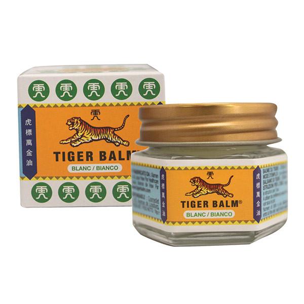 Baume du Tigre Blanc - Tiger Balm - Pot 19g