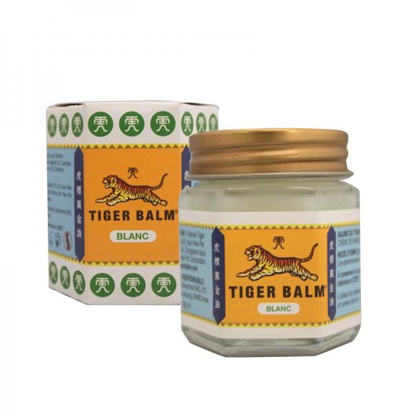 Baume du Tigre Blanc - Tiger Balm - Pot 30g