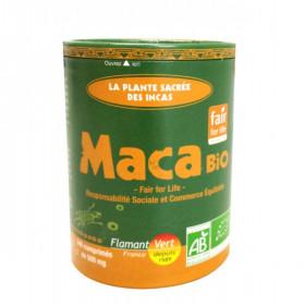 Maca Bio 340 comprimés à 500 mg - Flamant vert
