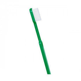 Brosse à dents rechargeable souple vert - CALIQUO
