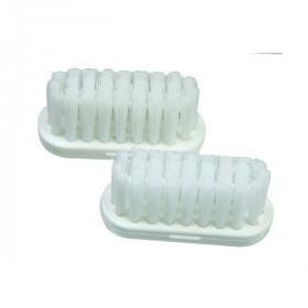 Lot de 2 recharges pour brosse à dents Medium - CALIQUO