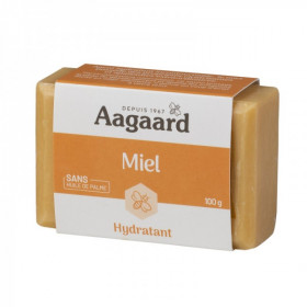 Savon Miel 100gr - AAGAARD