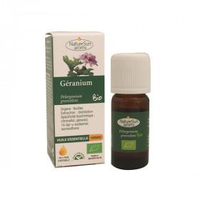 Huile essentielle géranium bio - NatureSun aroms