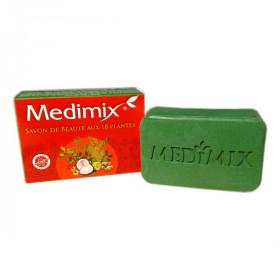 Savon ayurvédique aux plantes medimix 125g - KERALA NATURE