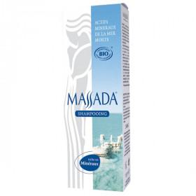 Shampoing bio au sel de la mer morte 150ml - Massada