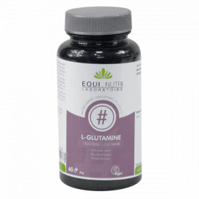 Equi-Nutri L - Glutamine - 60 gélules