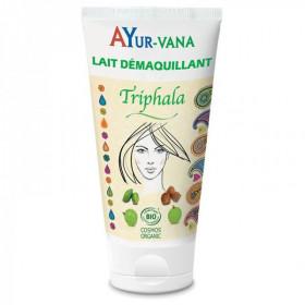 Lait démaquillant triphala Ayur-Vana BIO 150 ml