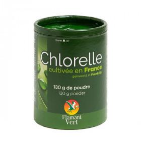 CHLORELLE POUDRE 130 G - Flamant vert