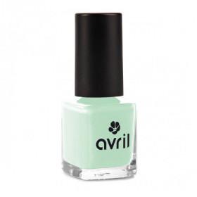 Vernis à ongles vert d'eau 7 ml - Avril