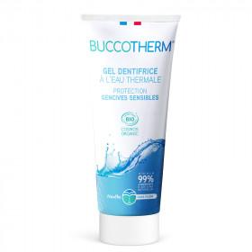 Gel Dentifrice sans fluor à l'Eau Thermale Bio - Gencives Sensibles 75 ml