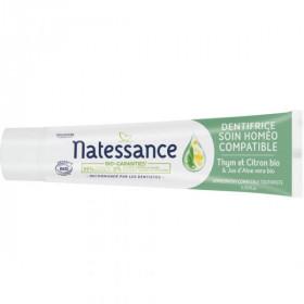 Dentifrice soin homéo compatible 75ml - Natessance