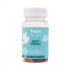 Bonbons 10 mg de CBD - Happy Gummies - KAYA
