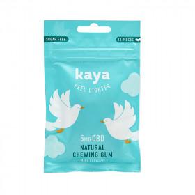 Chewing-gum relaxant 5mg de CBD - KAYA